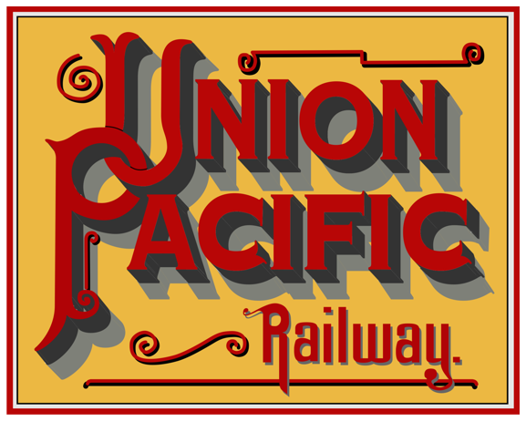 Union Pacific Railway logo