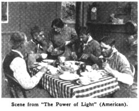 Scene from movie • The Power of Light