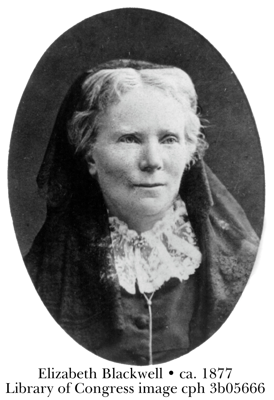 baby pictures of elizabeth blackwell