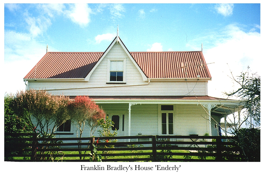 Bradley farm 'Enderly'