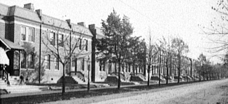 Pullman Worker's Houses