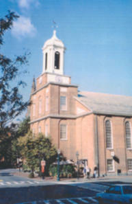 Charles Street Meeting House