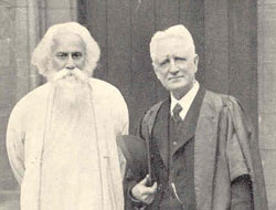 L P Jacks and Tagore
