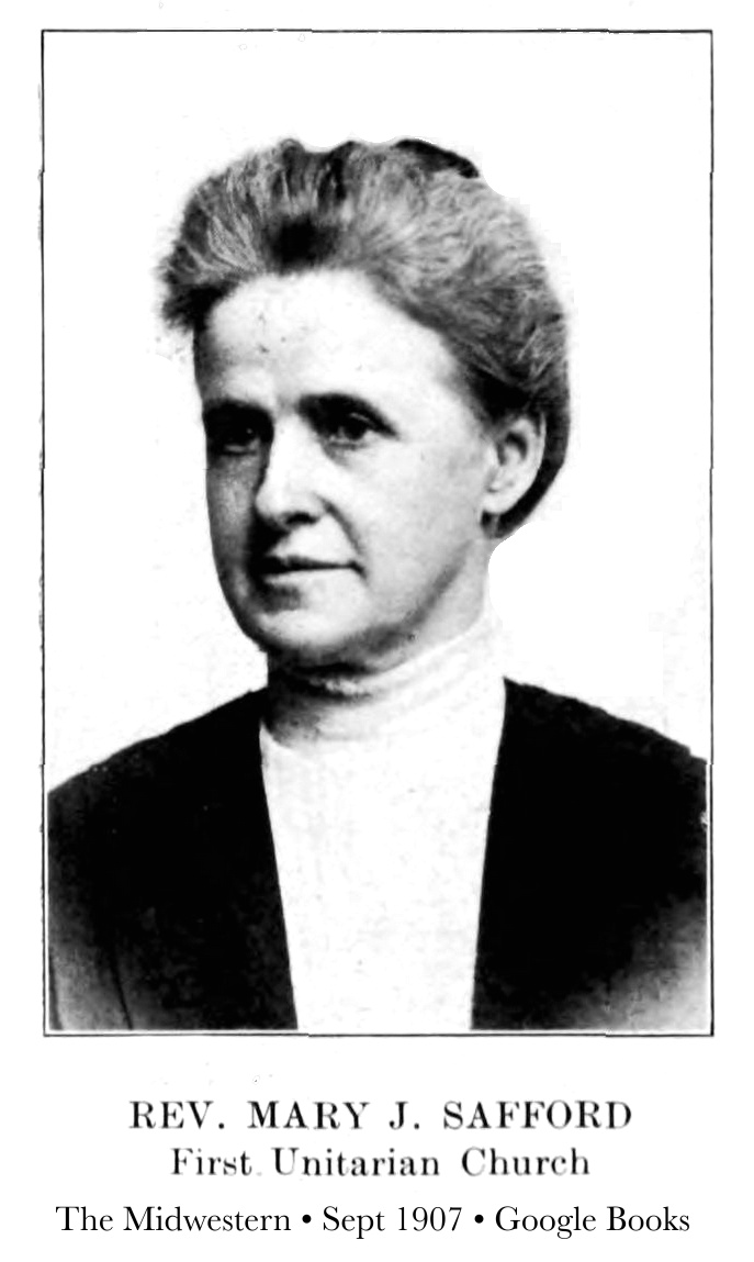 Mary Augusta Stafford