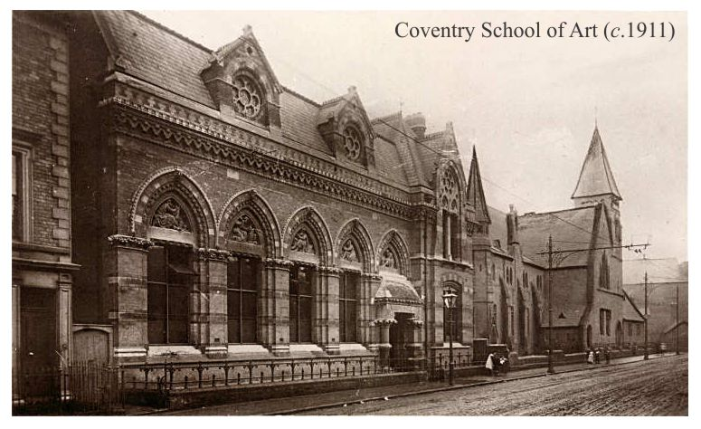 Coventry School of Art (c.1911)