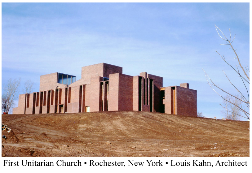 New church in Rochester, NY